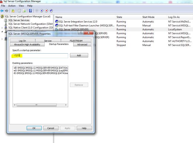 Identity column big jump solution for SQL server 2014 | ontechnology